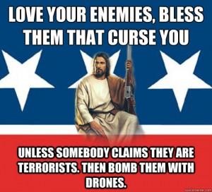 Jesus enemies
