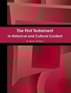 first testament